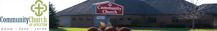 ECLEA: Community Church of Appleton Wisconsin